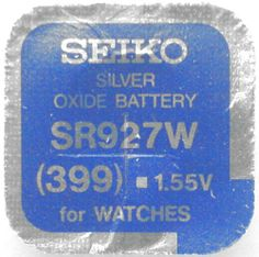 Seiko Watch Battery SR927W (399) has been published to http://www.discounted-quality-watches.com/2012/03/seiko-watch-battery-sr927w-399/