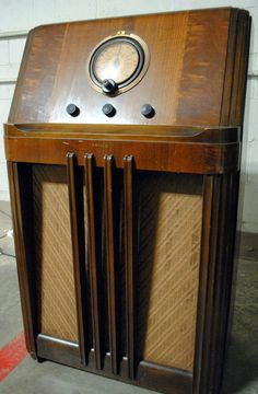 1000 Images About Old Radios And On Pinterest Radios