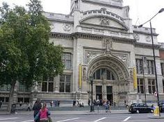 London - The Victoria & Albert Museum