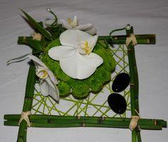 porte alliances floral 3
