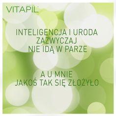 U Ciebie też? #inteligencja #uroda #vitapil #zlotemysli