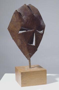 González, Julio - Masque aceré (Máscara acerada) | Museo Nacional Centro de Arte Reina Sofía
