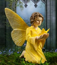 Mini Amanda Fairy – Enchanted Gardens