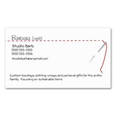 Dressmaking alterations sewing business card tailor business cards sewing craft business card colourmoves