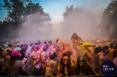 WCF We Color Festival, Concert, Concerts