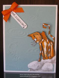 WT573, Good Luck, Kitty by jdmommy - Cards and Paper Crafts at Splitcoaststampers