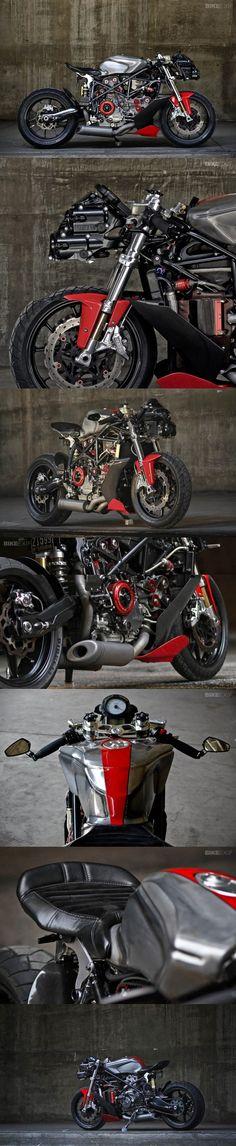 Ducati 749 :: Apogee Motorworks