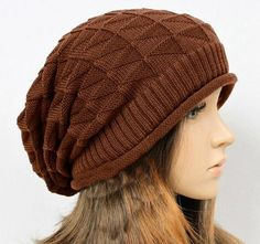 Women's Knit Hat Winter Autumn Hat Elastic Hat