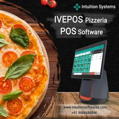 IVEPOS Pizzeria POS Systems offer a point-of-sale solution for any type of pizzeria 🍕 ✔ Simple way to improve your pizzeria business.