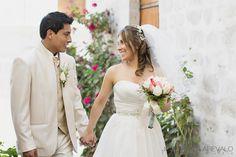 hermosas fotografías de la sesión de boda de Oscar y Malena, el amor lo es todo...