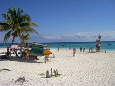 A nice beach in #Cancun is Xpu-Há. Get directions with #wipapps www.wipapps.com