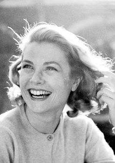 Grace Kelly  I just want to be her....I want her to be my celebrity doppelganger so bad.
