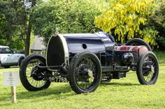 1924 Bugatti Type 13 Brescia. ★Pinned by http://FlanaganMotors.com.