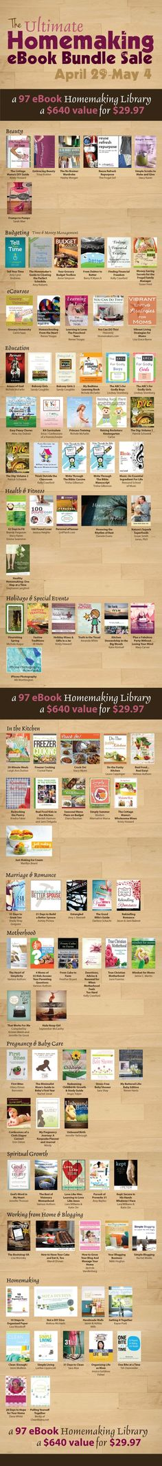 $29.97 Awesome library of 97 fabulous ebooks by @Amanda Jane @Tiffany Hegarty Oxenreider @Amy Lyons Lynn Andrews and MORE