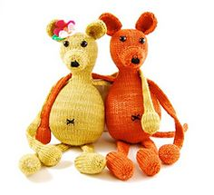Ravelry: Henry and Henrietta (Archived) pattern by Rebecca Danger