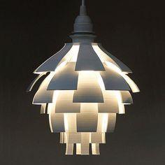 Artichoke Lamp Shade 3D model, gCreate