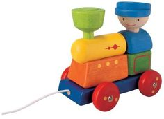 All aboard!  train-inspired sorting toys help improve a wide range of skills, like size sequencing, color and object recognition, logic, and creative thinking.