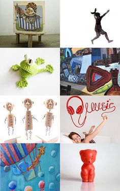 Holliday start  by Sonja Zeltner-Mueller on Etsy--Pinned with TreasuryPin.com
