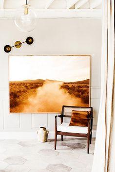 Dirt Track Photographic Print | Extra Large Size | © Kara RosenlundFacebook