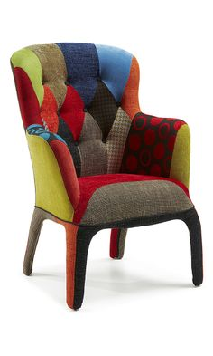 Chaise Daw Patchwork 2015 Deco Pinterest Eames Charles Eames Et Patchwork