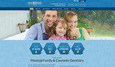 #sesamewebdesign #psds #dental #responsive #topnav #top-nav #fullwidth #full-width #sticky #blue #orange #texture #sans