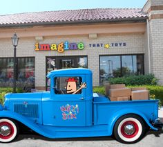 Looking for Wikki Stix in Wichita, KS? Visit Imagine That Toys at the address below! A new shipment of Wikki Stix was just delivered!  Imagine That Toys,  2939 N Rock Road #150, Wichita, KS 67226. 316-239-7483 Proud Member of The Good Toy Group & ASTRA http://www.imaginethattoys.net