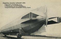 Luftschiff LZ4