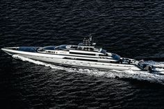 Silver Fast Superyacht | Uncrate