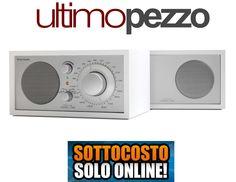 Radio Tivoli Model TWO frontale silver - cabinet bianco   eBay