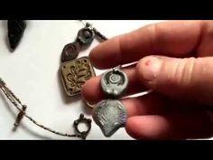 sari0009 Goddess beads - YouTube