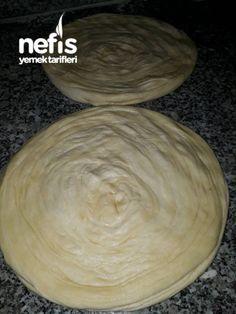 Tel Tel Açılan Yağlı Çörek