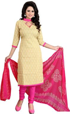 6f719a346e86 Z Hot Fashion Crepe Printed Salwar Suit Dupatta Material