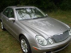 Used 2004 Mercedes-Benz E-Class E320 For Sale | Durham NC.