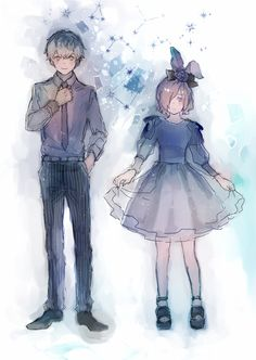 anime, rabbit, and tokyo ghoul re image