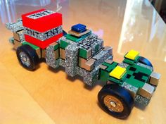 100 Amazing Pinewood Derby Car Design Photos of 2011 – Boys' Life magazine Scout Activities, Activities For Kids, Cub Scouts, Girl Scouts, Minecraft Car, Minecraft Houses, Boys Life Magazine, Fun Crafts, Crafts For Kids