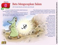Baca Online Buku 101 Kisah Mukjizat Rasulullah dan Para Nabi KATA BACA Baca Online, Islam And Science, All About Islam, Learn Islam, Peace Be Upon Him, Kids Story Books, Islamic Pictures, Prophet Muhammad, Antara