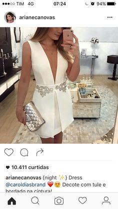 vestidos de festa colado balada modal no Elo7 | Império