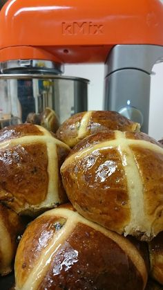 Hot Cross Buns by Thoughtful Bakery
