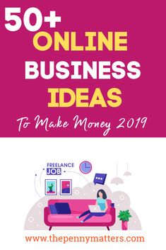 Online Business Ideas to Make Money Online in 2019 Learn everything from resume writing, transcription jobs, freelance jobs, website designing, app. Start Online Business, Home Based Business, Business Tips, Business Video, Business Motivation, Business Planner, Successful Business, Business Opportunities, Affiliate Marketing