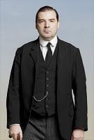 John Bates - I think he's my favourite character. :)