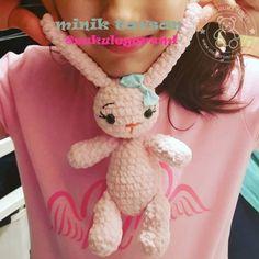 Amigurumi Türkiye-Tarif Listesi Crochet Necklace, Crochet Collar