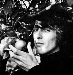 #Handsome #GeorgeHarrison #fuckingcigarettes