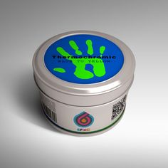 Thermochromic colour to colour changing Acrylic Paint - Blue to Neon Green from £7.50 at www.sfxc.co.uk
