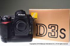 NIKON D3s Body 12.1MP Digital Camera Excellent+ #Nikon