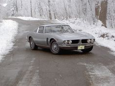 1967 Iso Grifo Maintenance/restoration of old/vintage vehicles: the material for new cogs/casters/gears/pads could be cast polyamide which I (Cast polyamide) can produce. My contact: tatjana.alic@windowslive.com