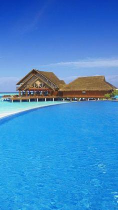#Maldives - Anantara Dhigu, Resort, Spa, Veligandu