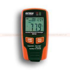 http://termometer.dk/termometer-r13808/termometre-og-datalogger-r13928/data-logger-for-fugtighed-og-temperatur-med-lcd-skarm-53-RHT20-r13938  Data Logger for fugtighed og temperatur med LCD-skærm  USB-interface til nem opsætning og dataoverførsel  Valgbare data sampling: 1 sekund til 24 timer  Programmerbare alarmgrænser for RH og temperatur  LCD viser de aktuelle værdier, min / max og alarm status  Komplet med 3.6V Lithium batteri, monteringsbeslag med kodelås...