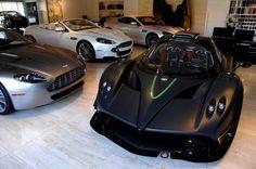 Masserati garage