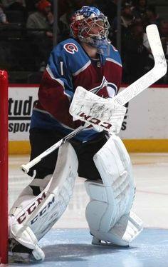 Semyon Varlamov (2011- ) Goalie Mask, Colorado Avalanche, Hockey Players, Nhl, Captain America, Superhero, Fictional Characters, Fantasy Characters
