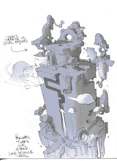ArtStation - Hob Environments & Miscellanea, Paul Richards